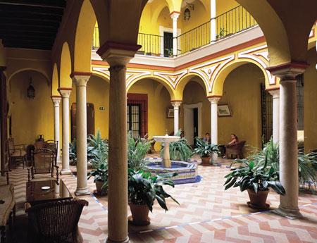 Hotel Las Casas de la Juderia Hotel de 4 estrellas en Sevilla