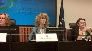 Maribel Montaño fue la encargada de presentar este Día Europeo de la Música/Jaume D'Urgell