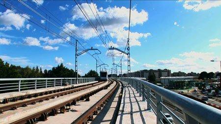 Tres de las nuevas estaciones que abrirán en septeimbre están en la zona 2 de la línea 1