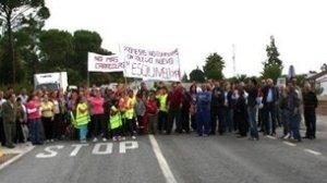 Los padres y alumnos se manifestarán en busca de la construcción de un nuevo centro educativo