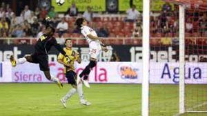 Al Sevilla le falló su punto fuerte, la delantera/SevillaFC
