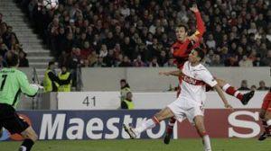 El francés Squillaci fue el mejor del partido con dos goles de cabeza/SevillaFC