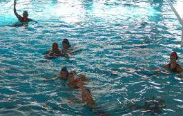 Las chicas del waterpolo buscarán ante La Latina su primera victoria en la División de Honor