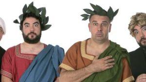 La singular obra 'Humor Platónico' estará en Sala Cero todo el puente