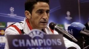 El técnico de Arahal afirmó que el equipo no pasa por un buen momento/SevillaFC