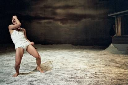 El espectáculo de danza belga se estrena esta noche en España