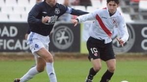 El partido de esta mañana supuso el debut de Ramón Tejada en el Sevilla Atlético/sevillafc