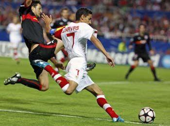 El Sevilla tiene al alcance de su mano igualar la mejor clasificación en la Copa de Europa/SevillaCF