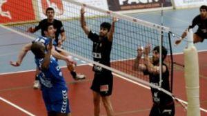 Al Cajasol Voley le vale con dos sets aunque pierda el partido/SA