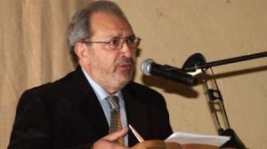 Antonio García Barbeito dará mañana el pregón de la Semana Santa