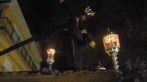 El cristo de Palmete encendió los ánimos de los vecinos del Cerro/SA