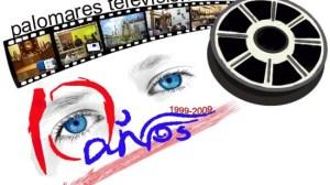 Promoción de los diez años de televisión de Palomares del Río