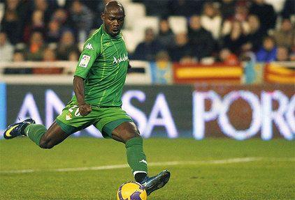 El jugadore camerunés volvió a marcar la pasada jornada en Villarreal/Rbb