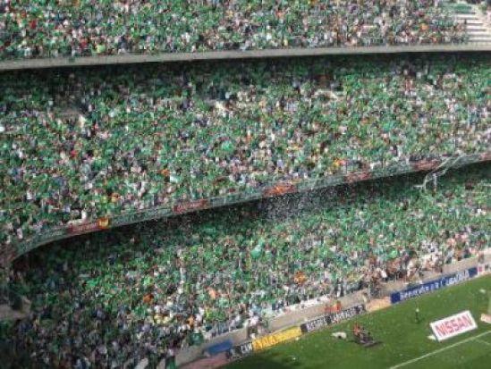 El estadio del Betis vivirá esta noche un ambiente de Primera/Rbb