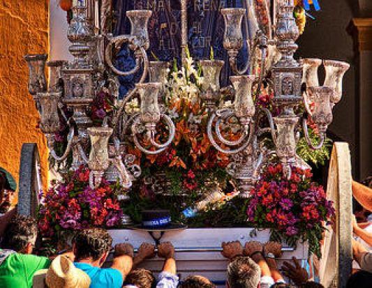 Momento de la presentación de la filial de Mairena en Villamanrique de la Condesa/Max Power 2008 en Flickr
