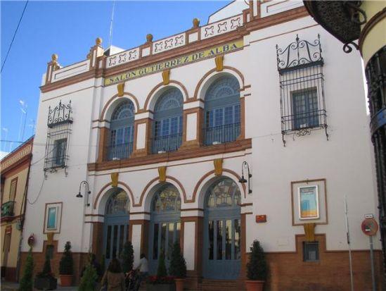 El teatro no acogerá este año el Ciclo de Cine Andaluz