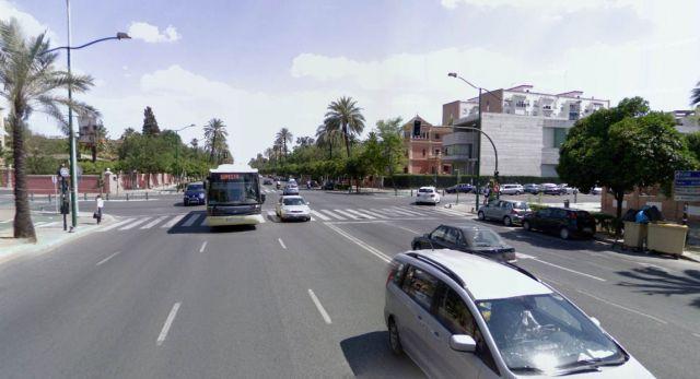 La Palmera quedará con dos carriles por cada sentido de la circulación, al menos, hasta septiembre