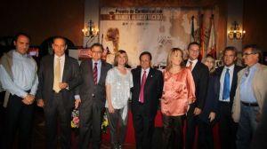 Gemma Nierga recogió el galardón ante más de 400 invitados