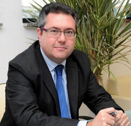 Juan Espadas es ya el candidato del PSOE a la Alcaldía de Sevilla para las elecciones municipales de 2011/SA