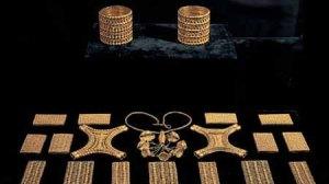 El Tesoro del Carambolo se expondrá en el Ayuntamiento de Sevilla