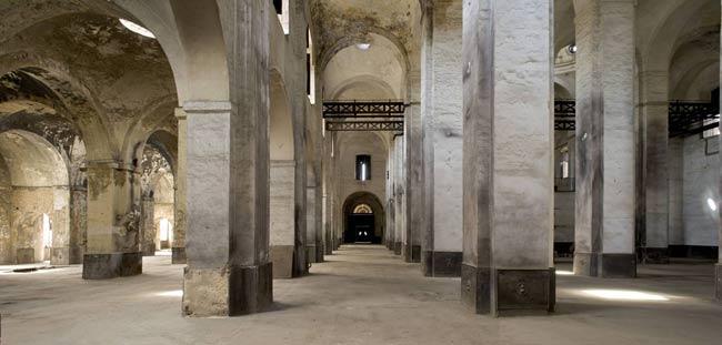 La Fábrica de Artillería o el Palacio de San Telmo recibirán a partir de hoy visitas guiadas para celebrar la Semana de la Arquitectura