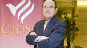 La asamblea ha ratificado a José Carlos Pla como director general de Cajasur