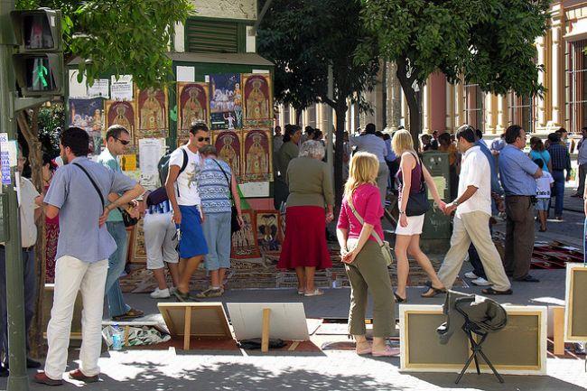 La muestra semanal tiene una gran aceptación en la ciudad/PhillipC en Flickr
