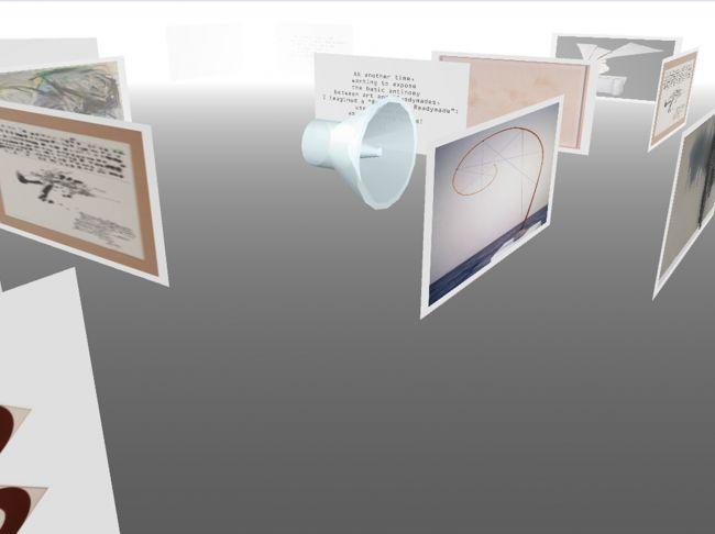 Diseño del proyecto 'CAAC Colección exposiciones' de Pierre Giner