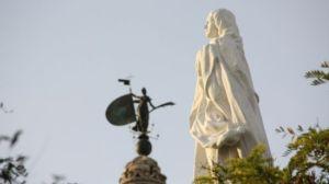 Monumento de la Inmaculada de la Plaza del Triunfo/Josema Romero