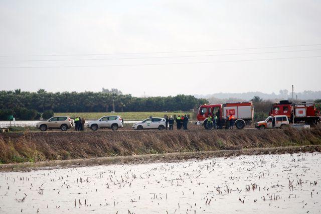 Agentes de la Guardia Civil y los Bomberos han tenido que proceder al rescate