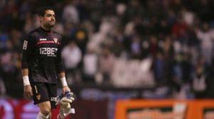 Palop no podrá jugar la vuelta de las semifinales de Copa en Madrid/SevillaFC