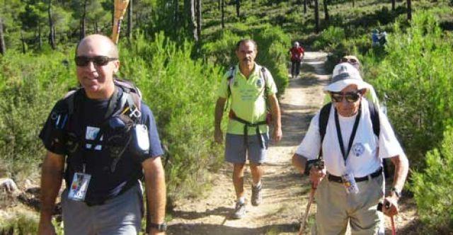 El consejero de Turismo presenta Eurorando en Fitur