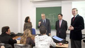 El nuevo centro reúne por primera vez todas las titulaciones en Educación de la US