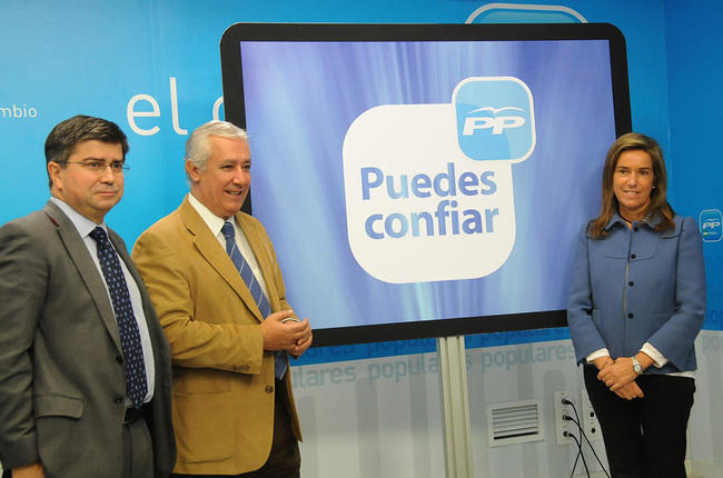 Arenas y Rajoy cerrarán la convención el próximo domingo