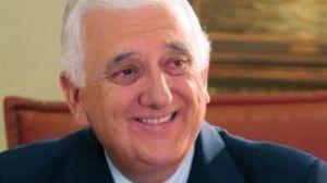 Santiago Herreró se disputó la presidencia de la patronal con Rosell