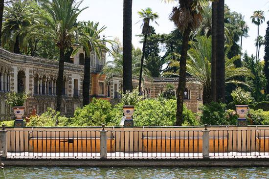 Alcázar de Sevilla/Laura Caballero