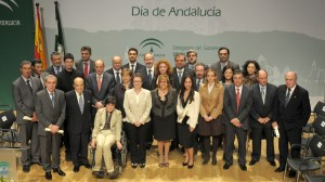 La provincia ha homenajeado a entidades y ciudadanos ilustres