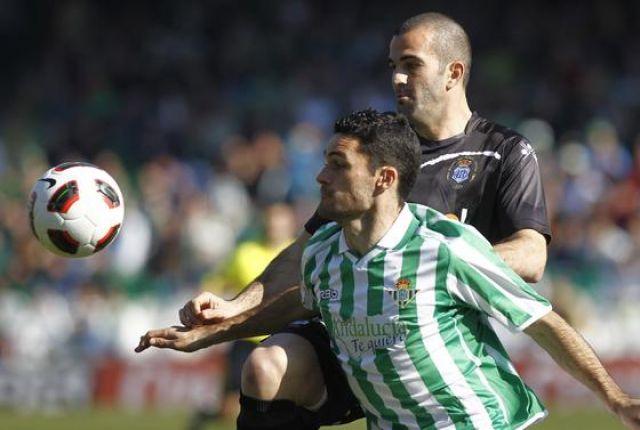 Tercera derrota consecutiva del Betis en liga/Antonio Pizarro