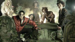'King of Pop' incluye por primera vez en riguroso directo sobre el escenario, una representación de los vídeos musicales más importantes de su carrera: 'Thriller', y 'Smooth Criminal'. /angelgalan