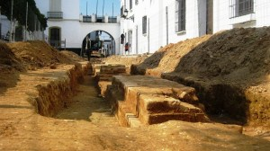 restos-plaza-espana-olivares