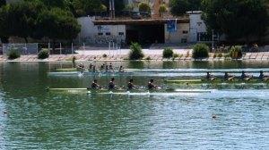 Varias selecciones se ejercitan en el río Guadalquivir/Federemo.org