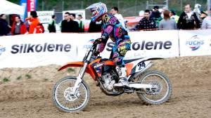 Campeonato de España de motocross en Osuna