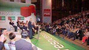 El presidente de la Junta ha clausurado hoy él conclave socialista municipal en Málaga/Canal del PSOE en Flickr
