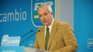 """Arenas presentará en el Parlamento una reprobación a Recio y Martínez Aguayo por """"mentir a los andaluces"""""""
