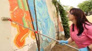 Los ciudadanos están invitados hoy a un jornada festiva para 'colorear' la ciudad