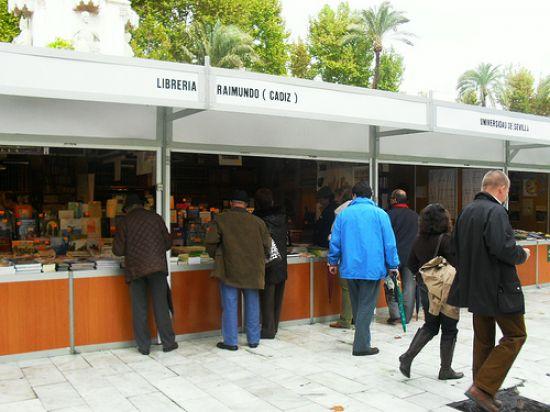La Feria del Libro de Sevilla contará con una reducción en el presupuesto en su próxima edición
