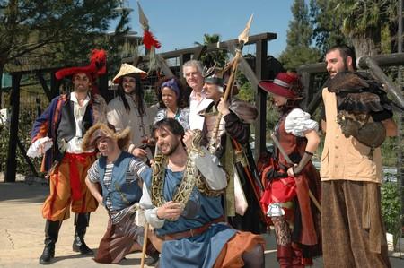 La temporada 2011 de Isla Mágica comienza hoy y se prolongará hasta el 8 de enero de 2012