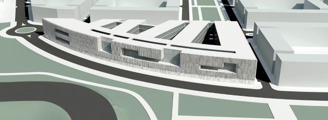 Diseño de la nueva Escuela Politécnica de la US