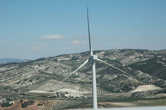 La provincia de Sevilla suma ya hasta cuatro centrales eólicas