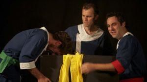 La compañía andaluza dio toda una clase de improvisación/ improko.blogspot.com
